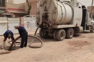 شركة تنظيف بيارات بخيبر